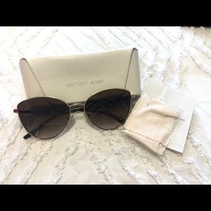 Michael Kors cat eye sunglasses